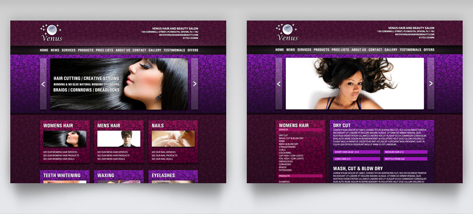 Venus Hair and Beauty Salon
